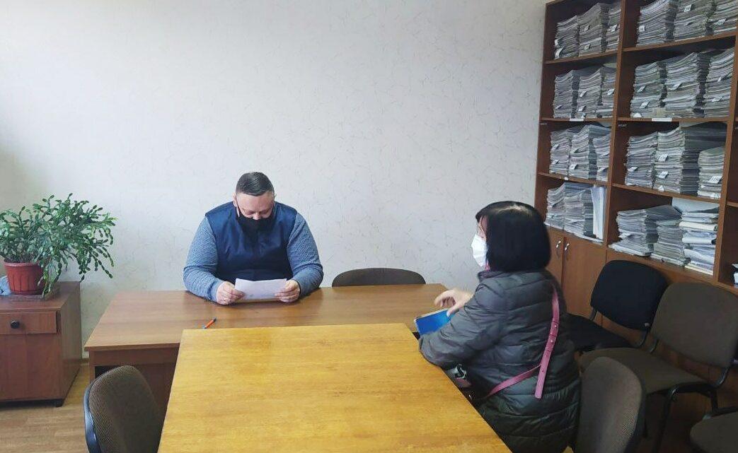 В Куйбышевском районе прошел прием граждан руководителями администрации района.