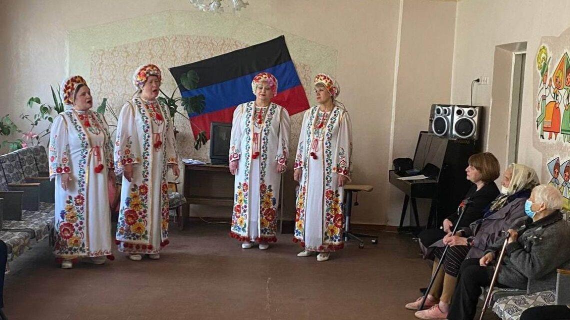 В территориальном Центре Куйбышевского района прошел праздничный концерт, приуроченный ко Дню Победы