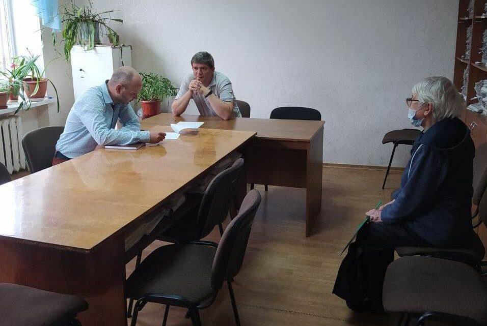 В Куйбышевском районе прошел прием граждан руководителями администрации район
