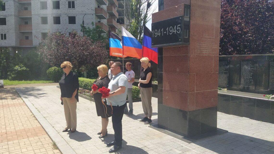 """Акция """"Всероссийская минута молчания"""" прошла в Куйбышевском районе"""