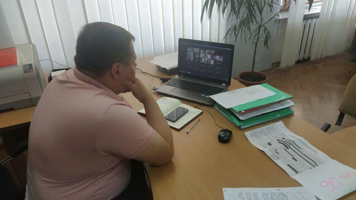 """Прошло собрание секретарей ПОО МО ОД """"ДР"""" в формате видеоконференции"""