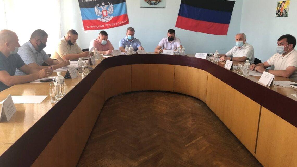 В Куйбышевском районе прошло выездное совещание городской рабочей группы по вопросам подготовки к отопительному сезону 2021-2022