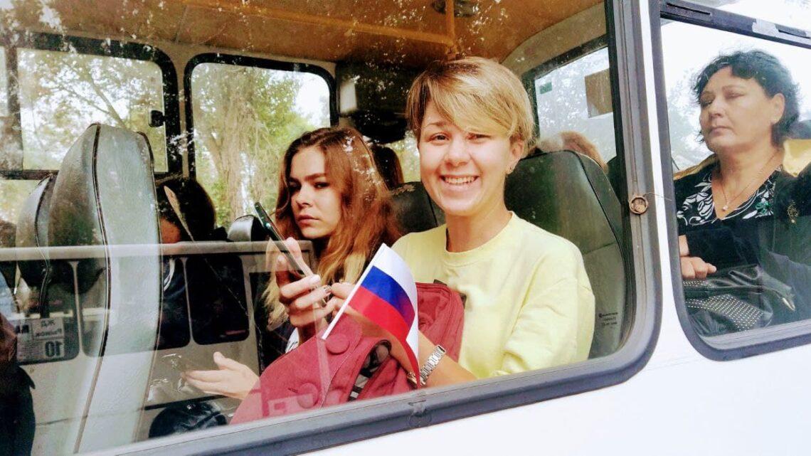 Третий день голосования в Государственную Думу Российской Федерации