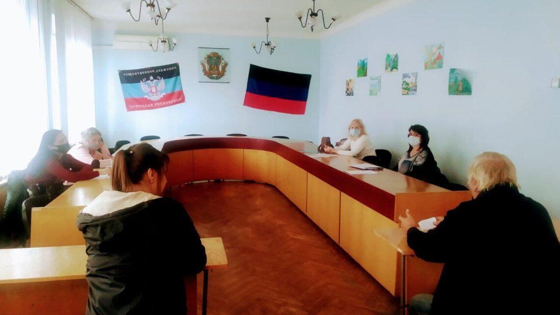 В Куйбышевском районе прошло заседание энергетической комиссии